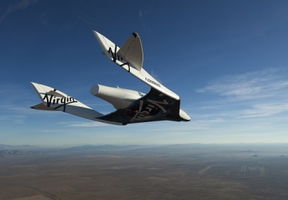 Enter the Space Race to Win An Adventure on Virgin Galactic