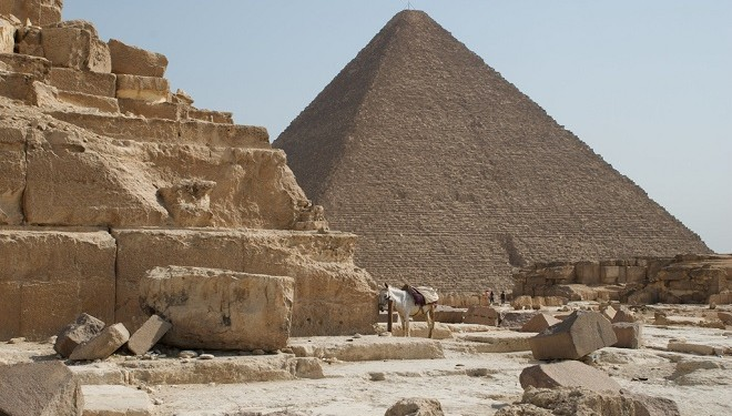 Physicists Solve How Egyptians Moved Pyramid Stones – It's Not Aliens