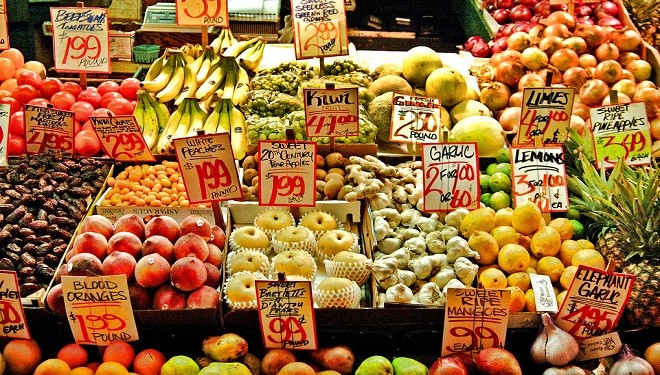 How Toxic Is the Produce You're Buying?
