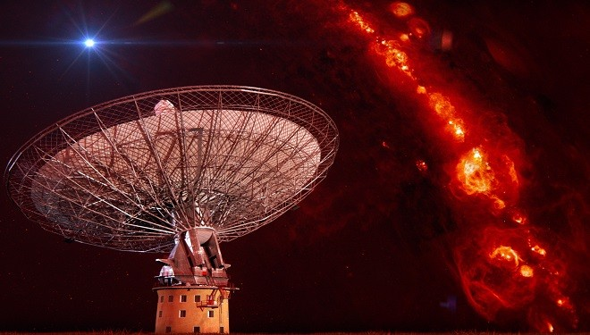 Astronomers Baffled By Mystery Radio Bursts From Space