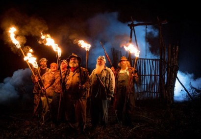 An Interview With Trapper from Mountain Monsters
