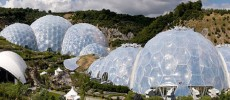 Could the Eden Project Be a Model for Living on Mars