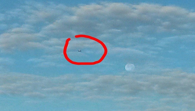Was the Ukraine UFO a Covert Russian or US Craft?