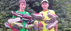 Wilcox Father-Son Team Running Across America to Fight GMOs