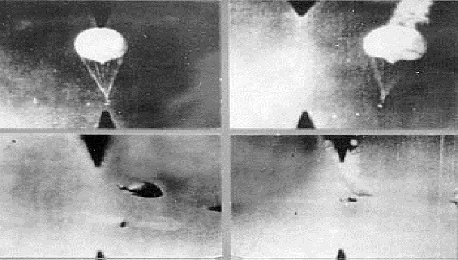 The UFO Battle of LA in 1942 Could Have Been Japanese Balloon Bombs