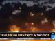 Sacramento Residents Spots a Sun Dog UFO