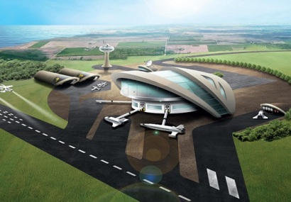 What the UK Spaceport Will Look Like in 2018