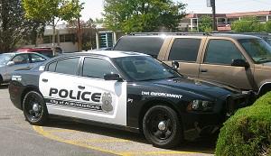 albuquerque police car