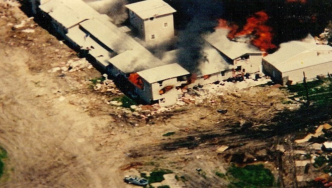 Ruby Ridge, Waco, McVeigh: A Secret US War Against Freedom