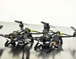 Army Research Lab Testing Insect Inspired Drones