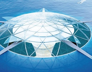 Why This Japanese Underwater City Will Be The Coolest Place To Live