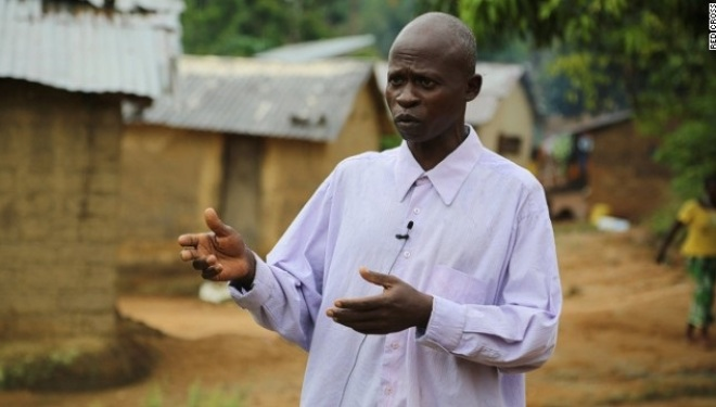 Ebola Survivors are Being Viewed as Lepers
