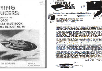 Exploring the UFO Video Evidence Found in Project Blue Book