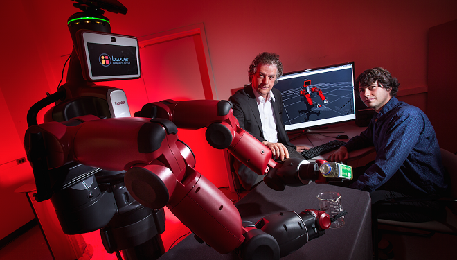 DARPA is Training Robots with YouTube