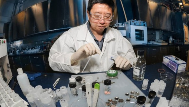 US Army Develops a Better Battery