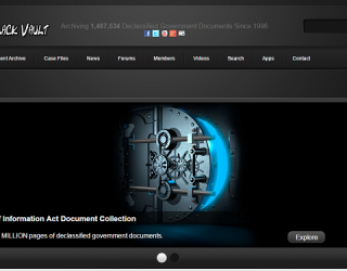 The Black Vault Centralizes Declassified Project Blue Book Research