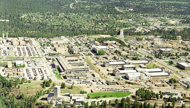 79 Year-old Former Los Alamos Scientist Sentenced for Atomic Spying