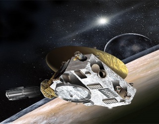 After Nearly a Decade, New Horizon Spacecraft Approaches Pluto