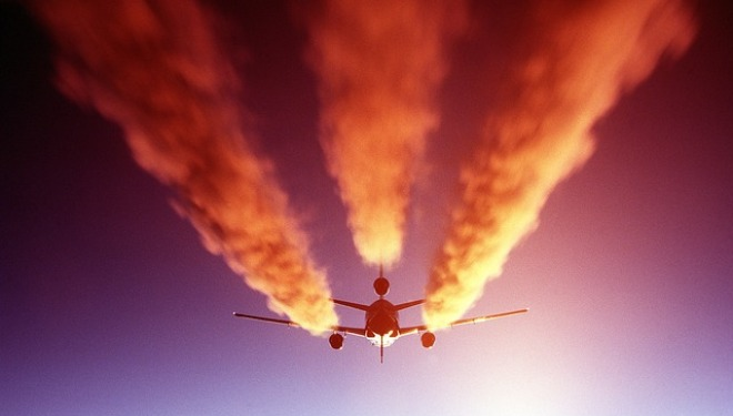 EPA Takes Stance on Aircraft Chemtrail Debate