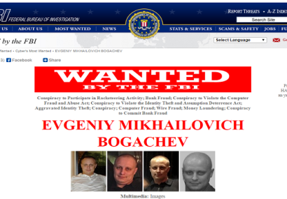 FBI is Offering Six Figures to Anyone Who Can Catch This International Cybercriminal