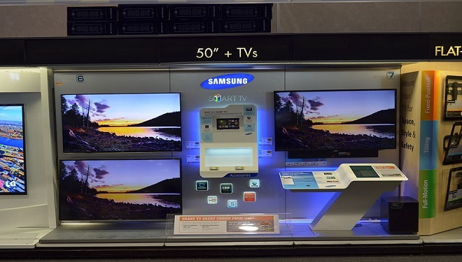 Is the Samsung Smart TV the Only Eavesdropper?