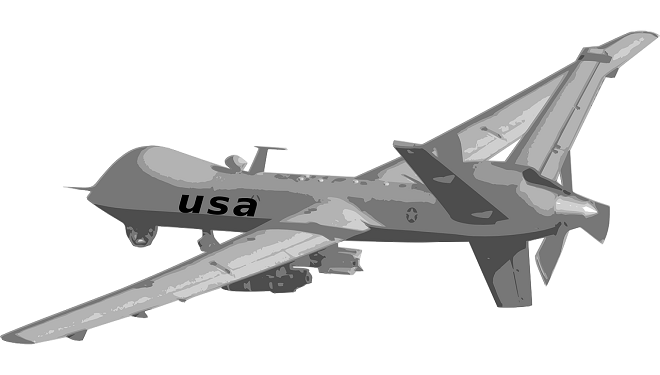DARPA is Working to Create Drone Swarms
