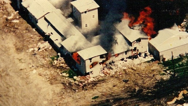 Idiotic Theory of the Week: Why Jeff Rense Can't Be David Koresh