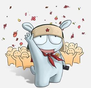 xiaomi mascot mitu