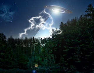 Could There Be Psychosis Behind Alien Abduction?