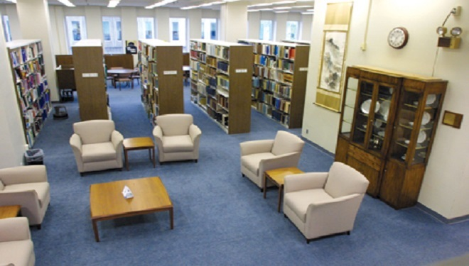 What Secrets Lie Hidden in the CIA Library?