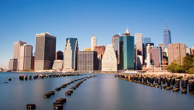 Rising Seas May Swallow NYC in the Next Century