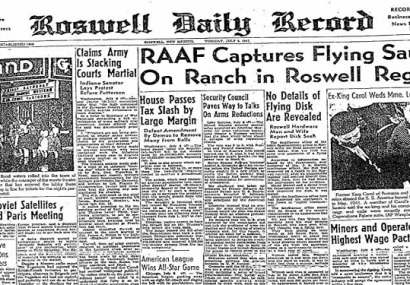What Will the Recent Kodachrome Documentary Reveal about Roswell?