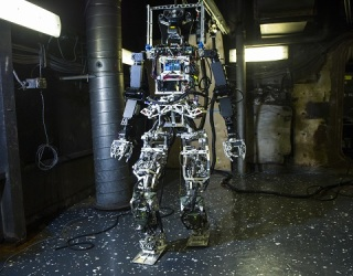 Meet SAFFiR: The Navy's Autonomous Fire Fighting Robot