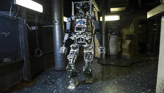 Meet SAFFiR: The Navy's Autonomous Fire Fighting Robot