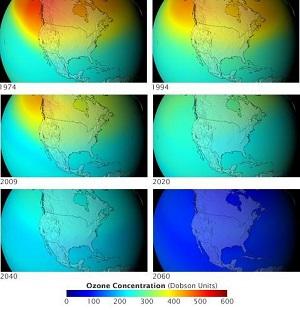 future ozone models