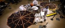 NASA Tests InSight: A Mars Lander That Will Explore Underground