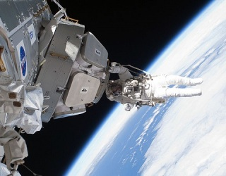 The Space Station Is Soon to Become a Commercial Hub in Orbit