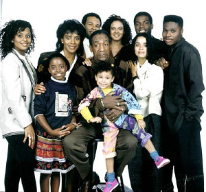 cast of the cosby show