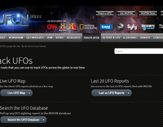 Read About the Most Recent UFO Sightings at These 5 Websites
