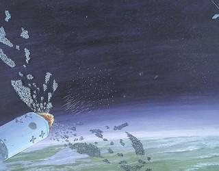 War in Space Is Close: How It'll Change Warfare