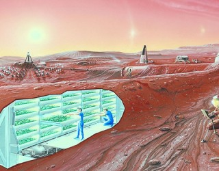 """Will NASA Be Able to """"Grow"""" a Mars Atmosphere?"""