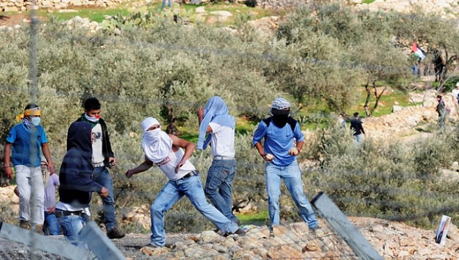 Anonymous Attacks Israel After Snipers Told to Shoot Child Stone-Throwers
