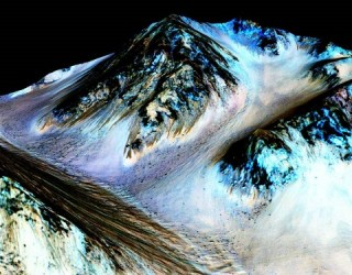 Life on Mars – Does Water Increase the Odds?