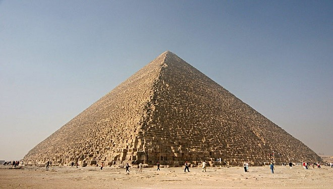 An Impressive Anomaly Detected Inside Pyramid of Giza