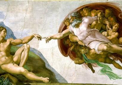 Many See Secrets in Michelangelo's Sistine Chapel Work