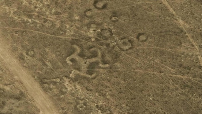 geoglyphs of kazakhstan