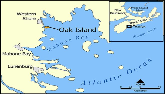 Latest News in the Oak Island Mystery and Treasure