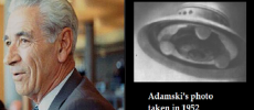 CIA Memo Shows UFO Contactee Adamski Lied About CIA Visitors