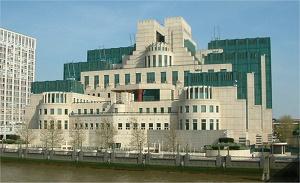 secret intelligence service building
