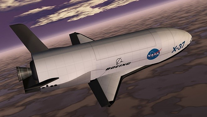 What the Secret X-37 Space Plane May Be Up To